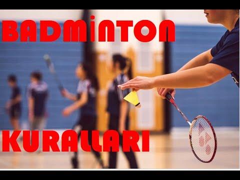 Badminton Nasıl Oynanır? #GençYetenek