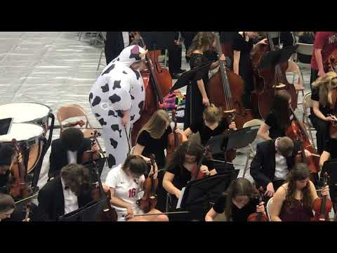 Mr. Keeney's awesome 2018 Symphony Orchestra performances Lees Summit North High School