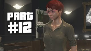 Grand Theft Auto 5 Gameplay Walkthrough Part 12 - Jewelry Store (GTA 5)