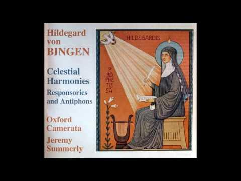 Hildegard von Bingen - Celestial Harmonies Responsories and Antiphons