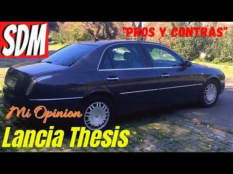 Pros y Contras Lancia Thesis | Somos de Motor