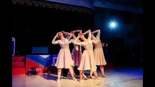 Танец на новогодний корпоратив для компании Луис