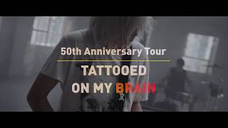 Nazareth - Tattooed On My Brain - 50th Anniversary Tour