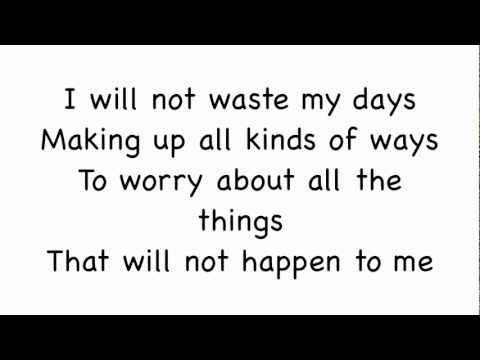Living In The Moment  Jason Mraz Lyrics