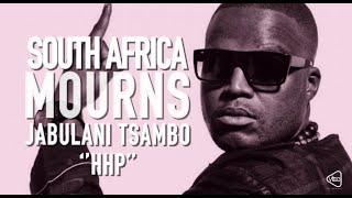 SA HipHop mourns HHP | #VibeNewsUpdates