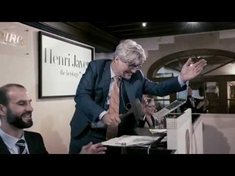 "Henri Jayer - The Heritage. The biggest wine auction ever! ""Long Version"""
