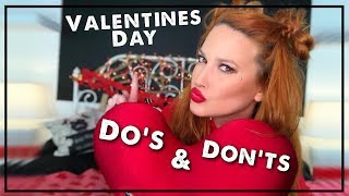 Valentine's Day | Do's & Don'ts | Sissy Christidou