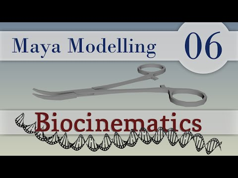 Tutorial: Modelling Forceps - Part 2