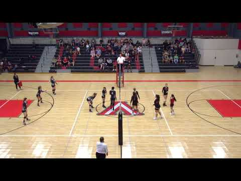 Victory Christian vs. Real Life Christian Academy Varsity Womens' Volleyball