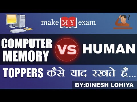 COMPUTER MEMORY ( PRIMARY MEMORY) PART- 1 FOR  IBPS | SBI | RBI | Computer Times