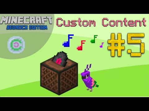 Resource Pack Tutorial | Sounds and Music | Minecraft: Bedrock Edition thumbnail