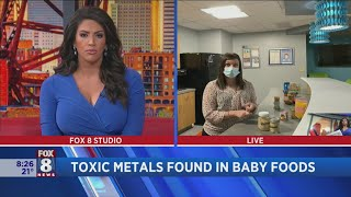 New report shows toxic metals still in baby foods - what parents can do to lower risk