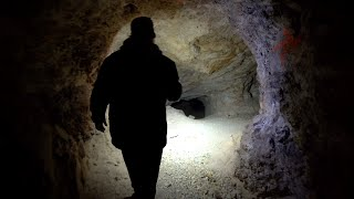 Spotting A Skinwalker In Haunted Cave