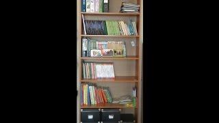 Книжный шкаф своими руками за 15 минут.