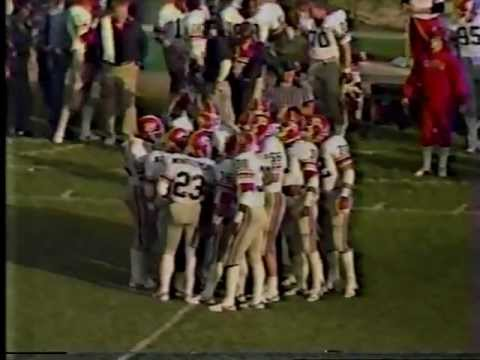 1982 #3 Georgia Bulldogs Vs  #20 Florida Gators (football)