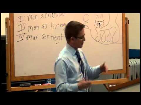 Prof. Mark Wunsch - Desire: Understanding the Will of Man
