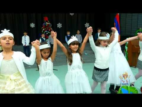 New Year 2016 Program Mark Keppel Elementary School - part 1