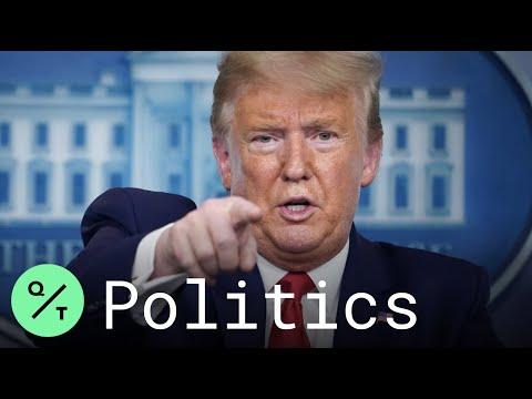 LIVE: Trump, U.S. Coronavirus Task Force Members Hold White House Briefing