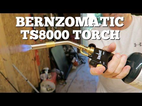 Bernzomatic TS8000 High Intensity Trigger Start Torch