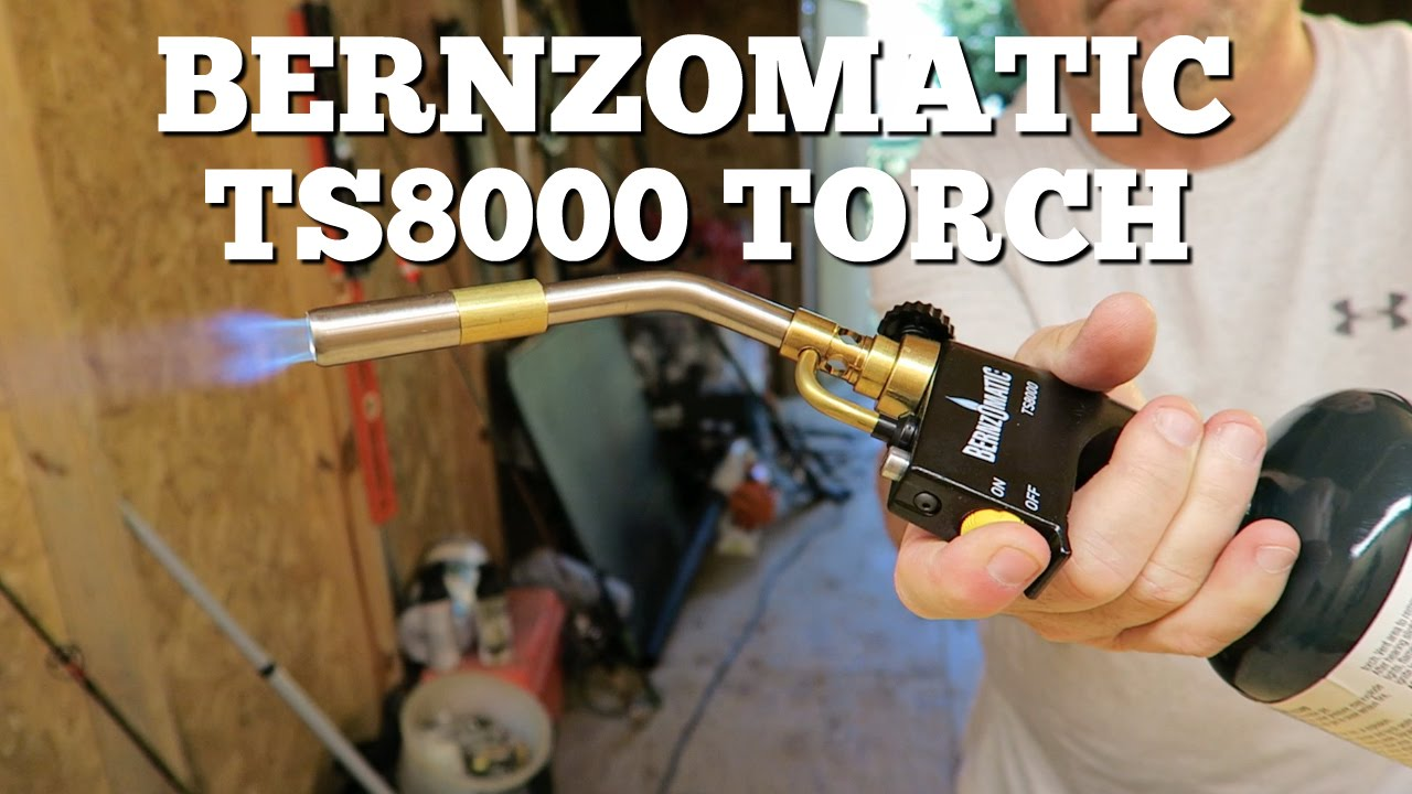 Bernzomatic TS4000 Trigger Start Torch