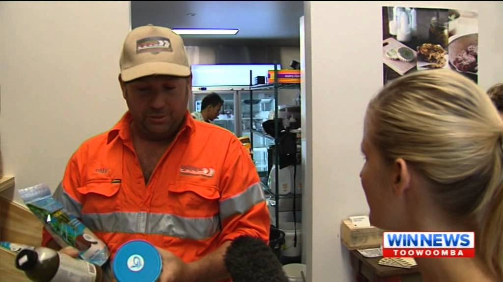 Primal Pantry Toowoomba on WIN TV News