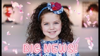 Sophie is all over the MEDIA!!! - Vlog