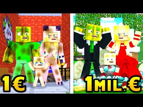 In 24 STUNDEN zum MILLIARDÄR?! - Minecraft MILLIARDÄR