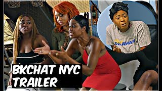 BKCHAT NYC TRAILER !