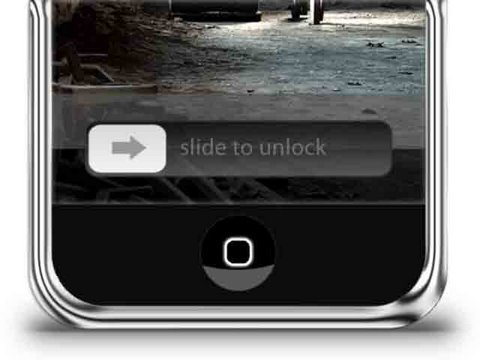 my iphone wont slide to unlock hd iphone slide to unlock flash cs4 tutorial 19413