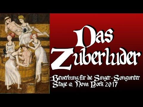"""Das Zuberluder - Arnulf das Schandmaul """"Singer Songwriter Stage @ Nova Rock 2017"""" (ORIGINAL)"""
