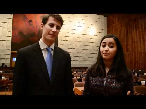 Youth Report at the 36th Unesco General Conference 1#