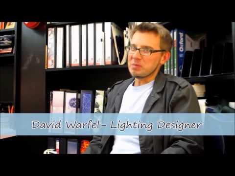 The Making of Send the Light - LIGHTING DESIGN