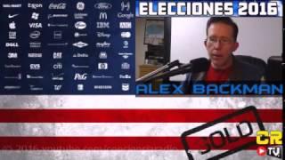 Repeat youtube video ALERTA T | ☆ LEY MARCIAL ☆ ELECCIONES 2016 USA ☆