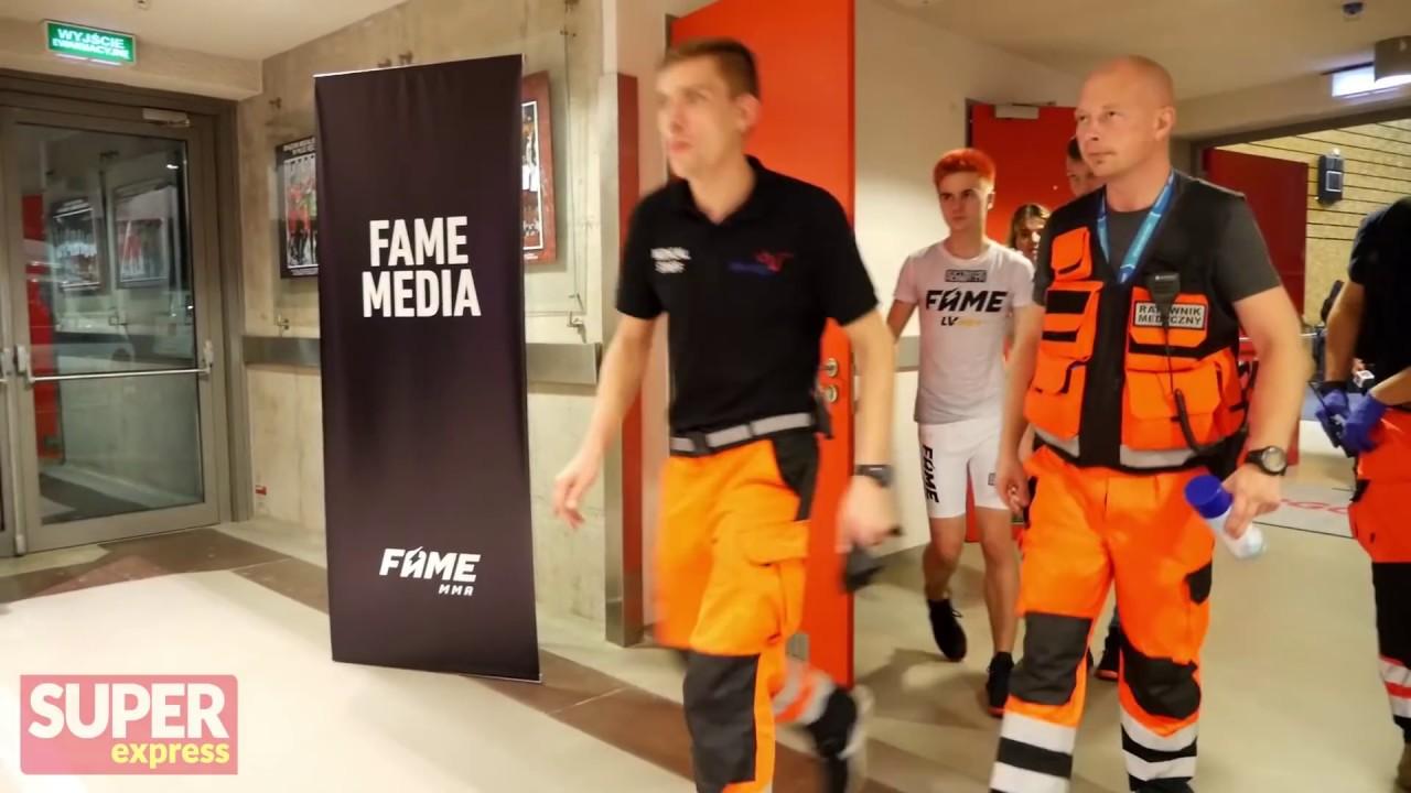 Kruszwil WYKOŃCZONY po walce z Mini Majkiem. Interweniowali MEDYCY! l FAME MMA 5