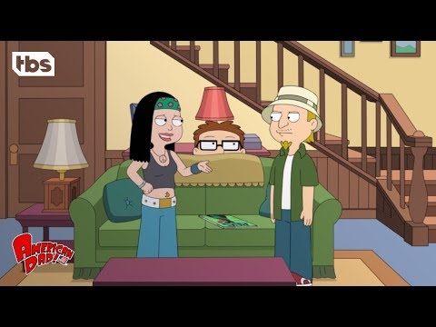 American Dad: Steve's Naked Challenge (Clip) | TBS