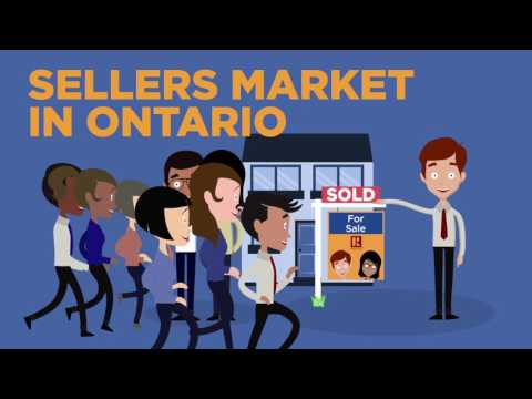 Current Toronto and Ontario Housing Markets
