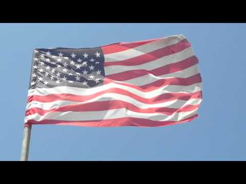 Flag Of The United States - vlog 2015 - Italian Family - Vlogs