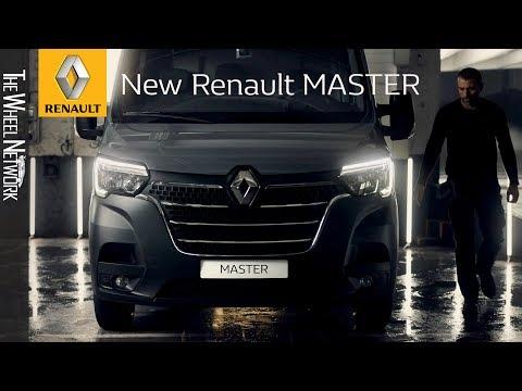 New Renault Master (2019 Facelift)