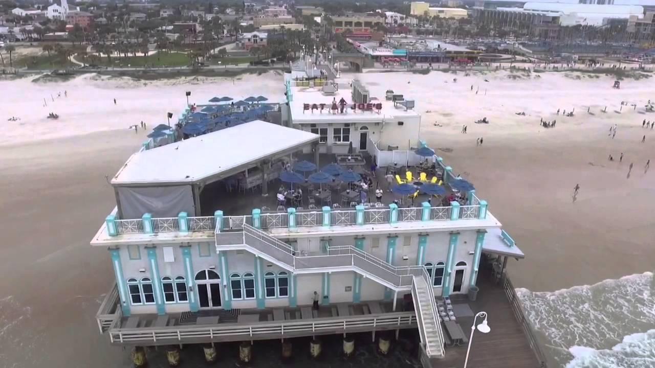 Joe S Crab Shack Daytona Beach Florida On Dji Phantom 3