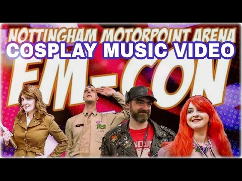 EM-Con 2017 Nottingham Cosplay Music Video