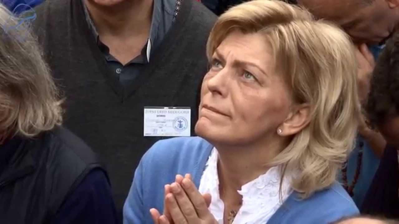 Medjugorje Mirjana`s Apparition October 02, 2014 - YouTube