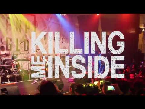 KILLING ME INSIDE - LEAVING ( Live Indie Clothing Carnival Surakarta 2016 )