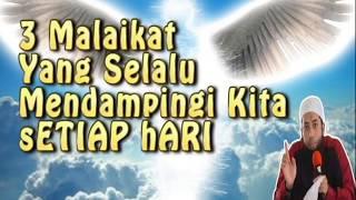 Inilah 3 Malaikat Yang Selalu Mendampingi Kita Setiap Hari | DR Khalid Basalamah MA
