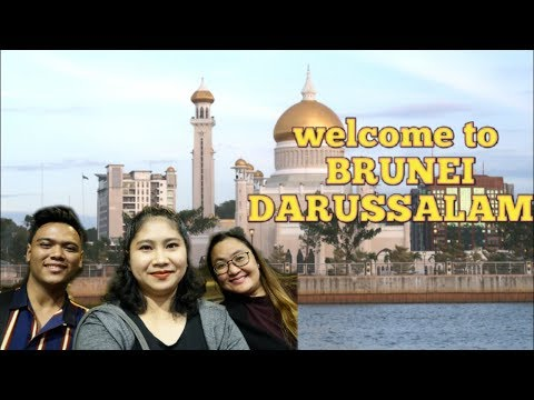 BRUNEI  TRAVEL IN ASIAN COUNTRY