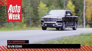 Ram 1500 - AutoWeek Review - English subtitles