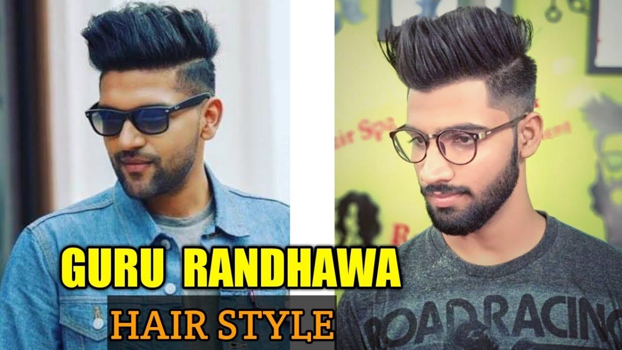 Guru Randhawa Hairstyle Curly To Straight Hairstyle Hairstyle