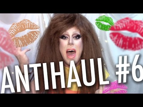 ANTI-HAUL #6 — LIP PRODUCTS: UD Vice, Loubilaque, Frog Prince + MORE!