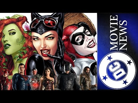 Warner Bros Rushing Production?, Justice League at WonderCon? & More! - DC Movie News