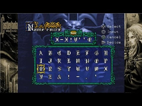 Up All Night to Get Lucky, Let's Stream SotN - 01