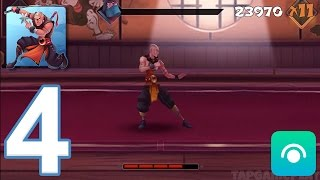 Fatal Fight - Gameplay Walkthrough Part 4 - Levels 16-20 (iOS, Android)
